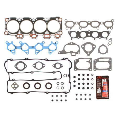 Evergreen HS6009 Head Gasket Set Fits 95-02 Kia Sportage 2.0 DOHC 16V (2.0 Head Gasket Set)