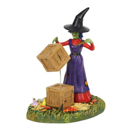 Dept 56 Halloween Village 6002303 Moving With Magic 2018 Mid Year