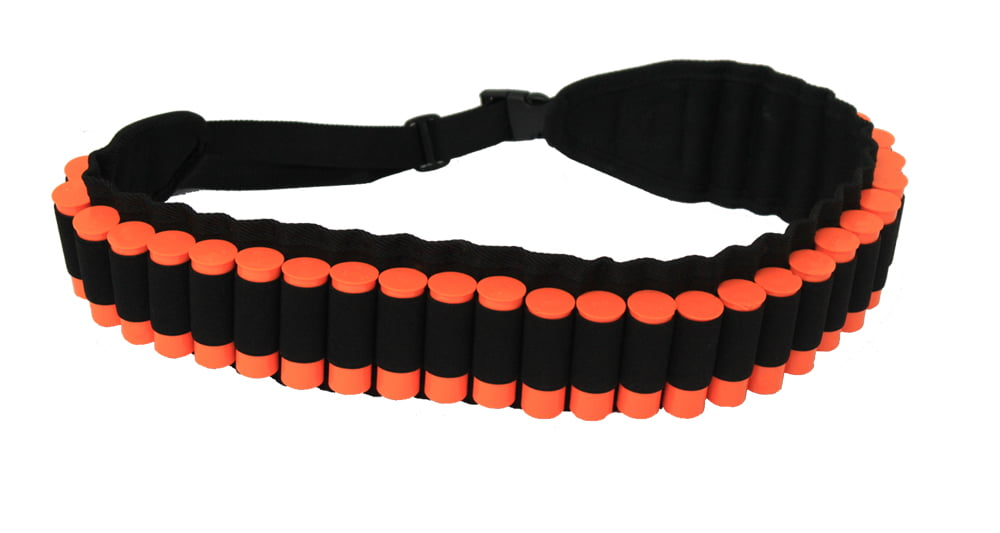 Ultimate Arms Gear 30 Loop Web Belt Shot 12   20 GA Shell Ammo Reload Elastic Carrier Holder For All 12 & 20 Gauge... by
