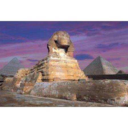 PYRAMIDS OF GIZA, EGYPT PUZZLE