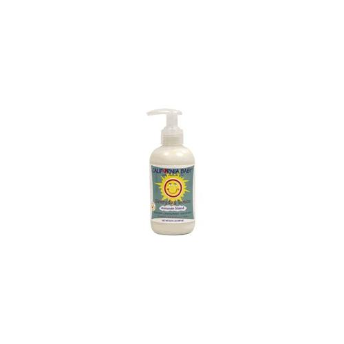 Everyday Lotion Summer blend  California Baby 6.5 oz (195ml) Lotion