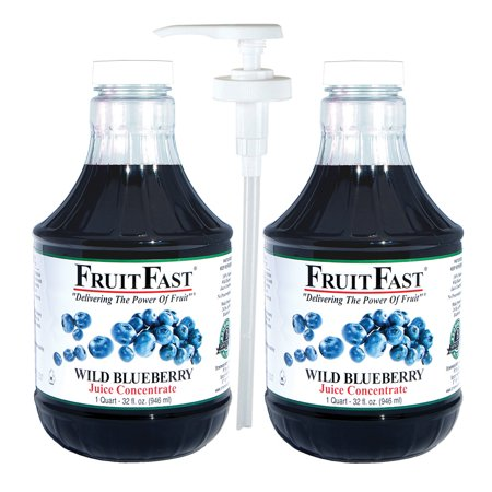 FruitFast Wild Blueberry Juice Concentrate