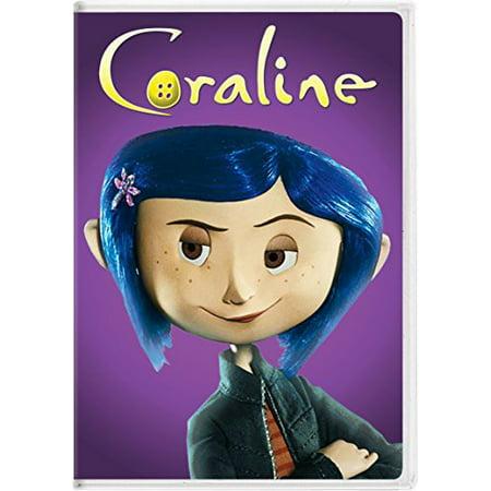 Coraline (DVD) - Coraline Halloween