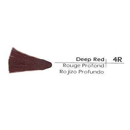 Cream Creative Hair Color 4r Deep Red Permanent By Vivitone From Usa