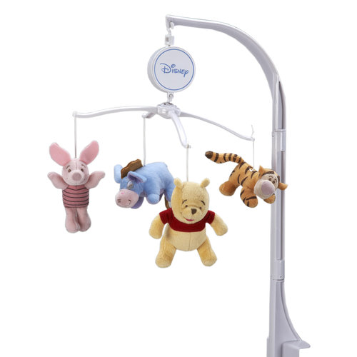 Disney Baby - Pooh Mobile with Nursery Organizer