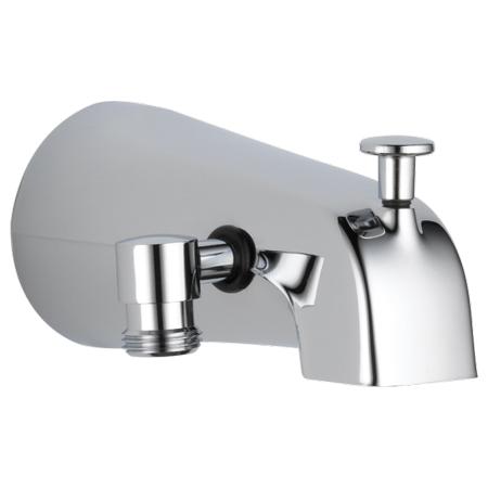 Delta Diverter Tub Spout - Handshower in Chrome U1072-PK
