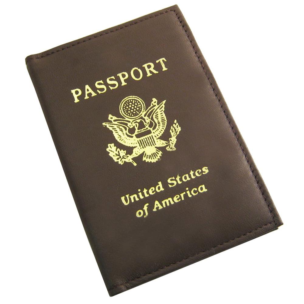 Pink Country Flower Garden Passport Holder Woman/'s Passport Cover Passport Wallet Passport Case