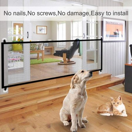 Folding Pet Gate - Magic Gate,70.9