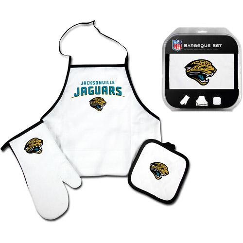 Jacksonville Jaguars 3 Piece BBQ Tailgate Set