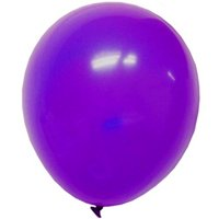 Exquisite 10 ct 12 Inch Latex Balloons - 10 Pack - Colorful Birthday Party Balloons - Pink