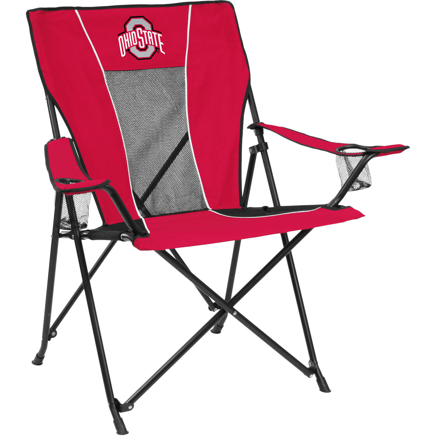 Logo NCAA Ohio State Game Time Chair