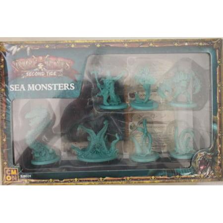- Rum & Bones: Second Tide Sea Monsters