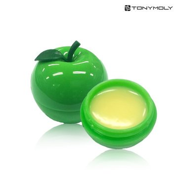 [TONYMOLY] Mini Lip Balm 7g (Green Apple)