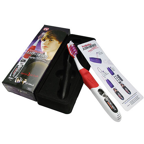 Brush Buddies Justin Bieber Singing Toothbrush, 1ct