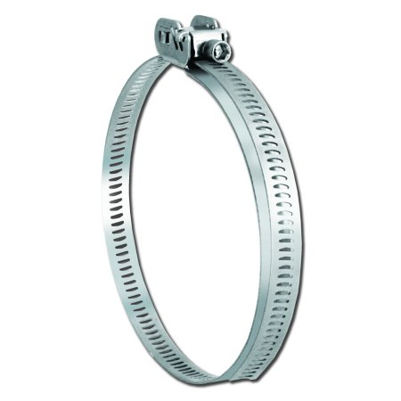Pro Tie 33710, Range 2 to 10 Inch, Quick Release All Stainless Steel Hose Clamp, 1 Pack ()
