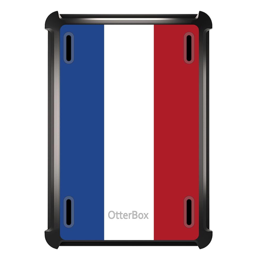 CUSTOM Black OtterBox Defender Series Case for Apple iPad Air 2 (2014 Model)...