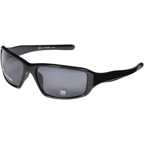 DNA Polarized Sunglasses, Black