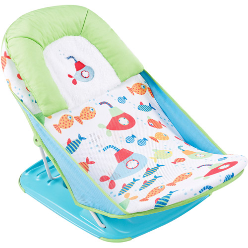 Summer Deluxe Baby Bather Blue