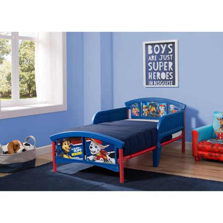 Best Paw Patrol Plastic Toddler Bed deal