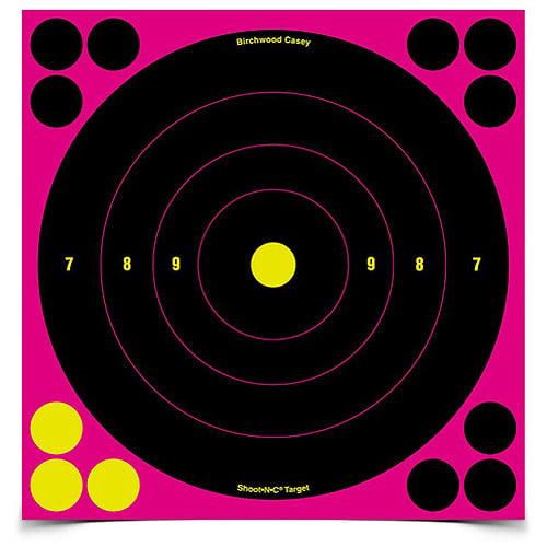 Birchwood Casey® Shoot•N•C® Self-Adhesive Reactive Targets 6 ct. Pack