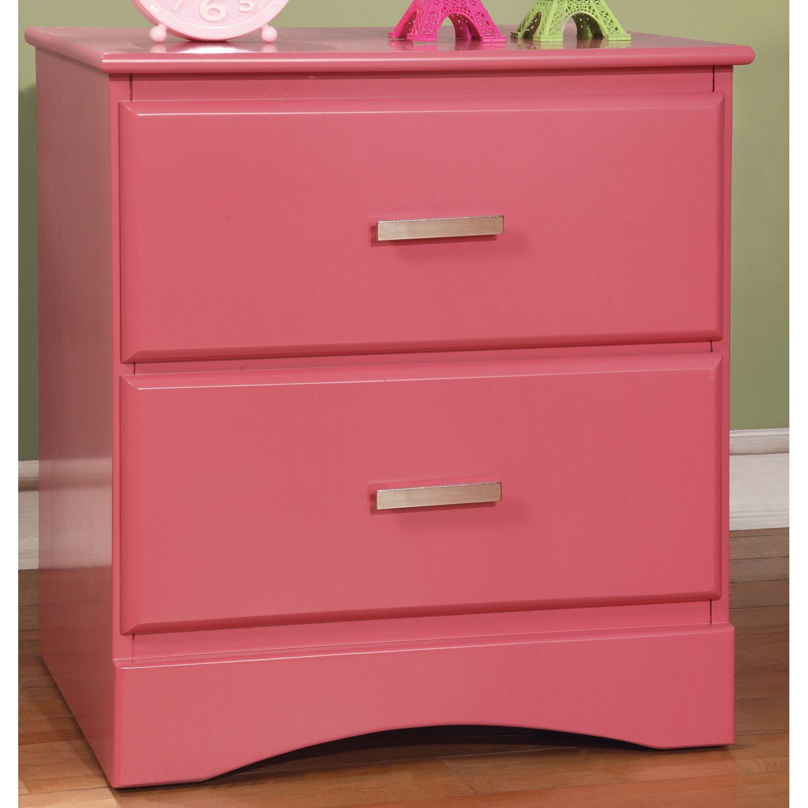 Furniture of America Gaetan Youth Nightstand
