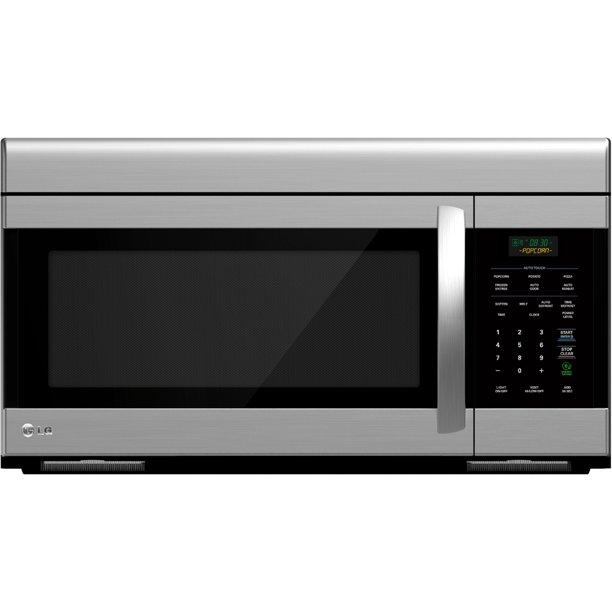 Lmv1683st Over The Range Microwave Oven