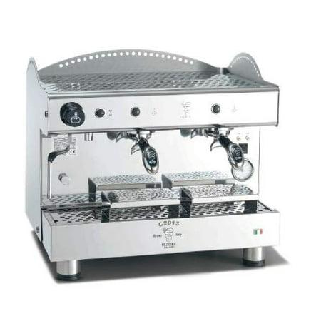BEZZERA C2013PM2IS3E Espresso Machine 2 Gr - Compact - Semi automatic. 220V