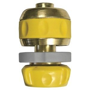 """Hose End Repair Kit, Female, Metal, Price For: Each Max. Pressure: 60 psi Operating Temp. Range: 100 Degrees F Connection: 5/8"""" to 3/4"""" GHT Use With: 5/8"""".., By Nelson Ship from US"""