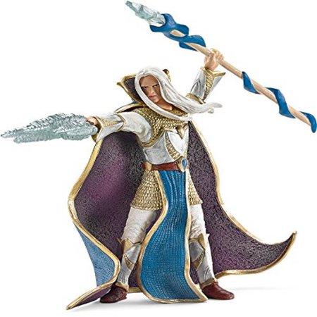 Schleich Griffin Knight Magician Toy (Schleich Toy Knights)