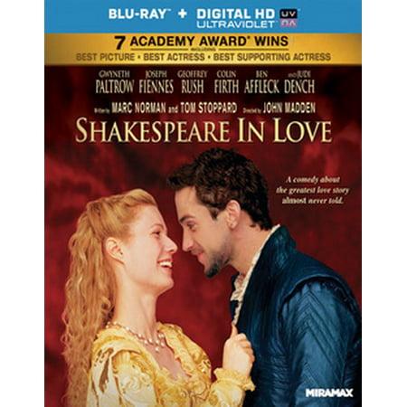 Shakespeare In Love (Blu-ray) (Travesties Tom Stoppard)
