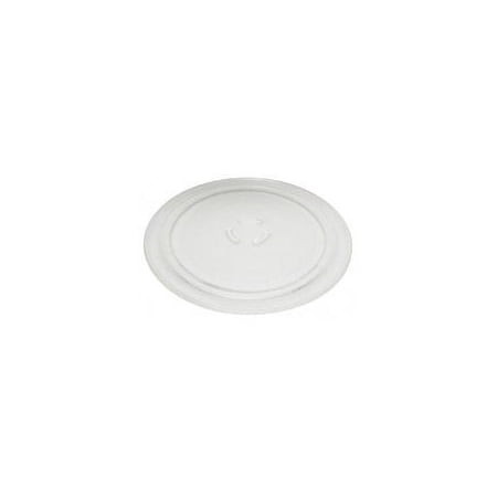 Round Microwave Glass (Microwave Glass Turntable for Whirlpool 4393799 )