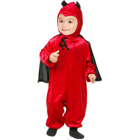 Little Devil Toddler Newborn Halloween Costume (Newborn Halloween Costumes)