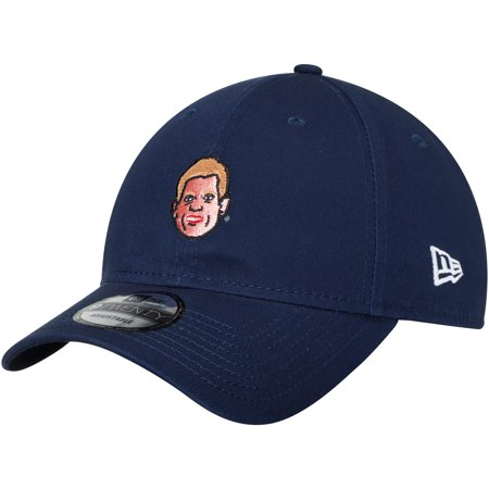 Troy Aikman Dallas Cowboys New Era Legend Front 9TWENTY Adjustable Hat - Navy - OSFA