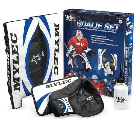 Mylec Floor Hockey Goalie Set - Goalie Control