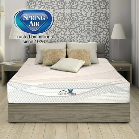 Spring Air Grand Award Silver Hybrid Firm Mattress  Multiple Sizes
