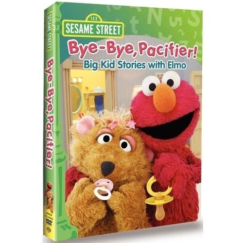 Sesame Street: Bye-Bye Pacifier! Big Kid Stories With Elmo (Full Frame)