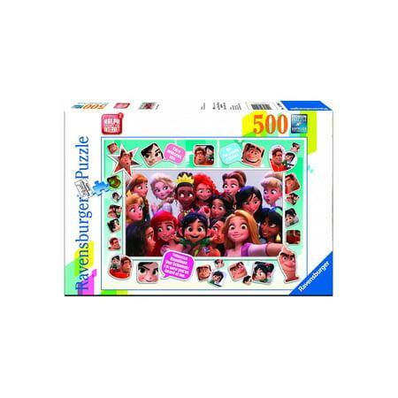 Wreck It Ralph 2 Disney Princess 500 pc Jigsaw Puzzle