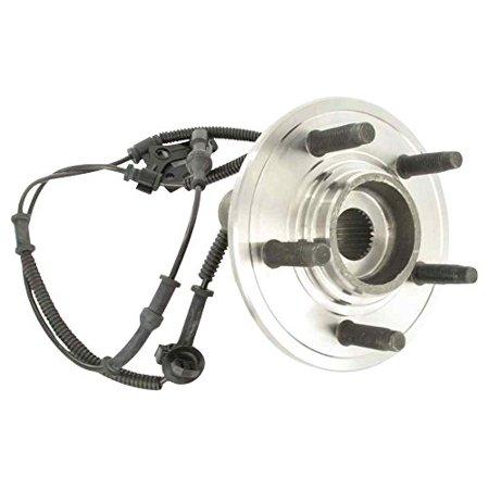 SKF BR930741 Wheel Bearing and Hub Assembly (X-Tracker Design)