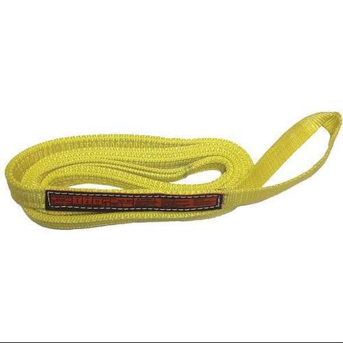 STREN-FLEX EET1-901-9 Web Sling,Twisted Eye&Eye,9 ft.,1600 lb. G9687176