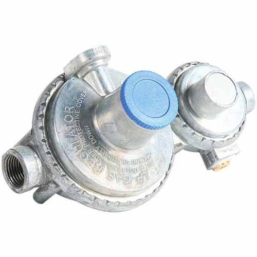 Camco Horizontal 2-Stage Propane Regulator