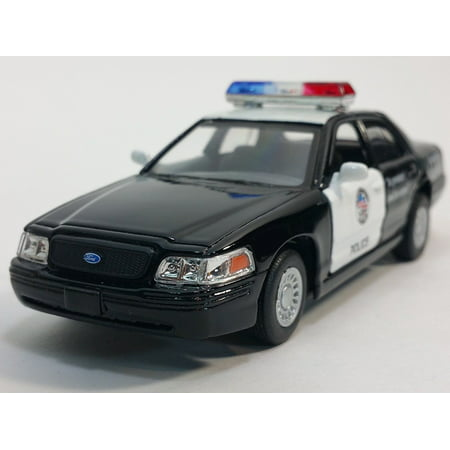 Police 2007 Ford Crown - 5