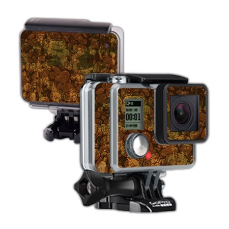 Skin For GoPro Hero – River Stones | MightySkins Protective, Durable, and Unique Vinyl Decal wrap cover | Easy To Apply, Remove, and Change Styles | Made in the USA ()
