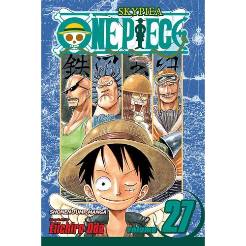 One Piece 27: Overture