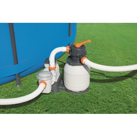Bestway 1,500 Gallon Flowclear Sand Filter