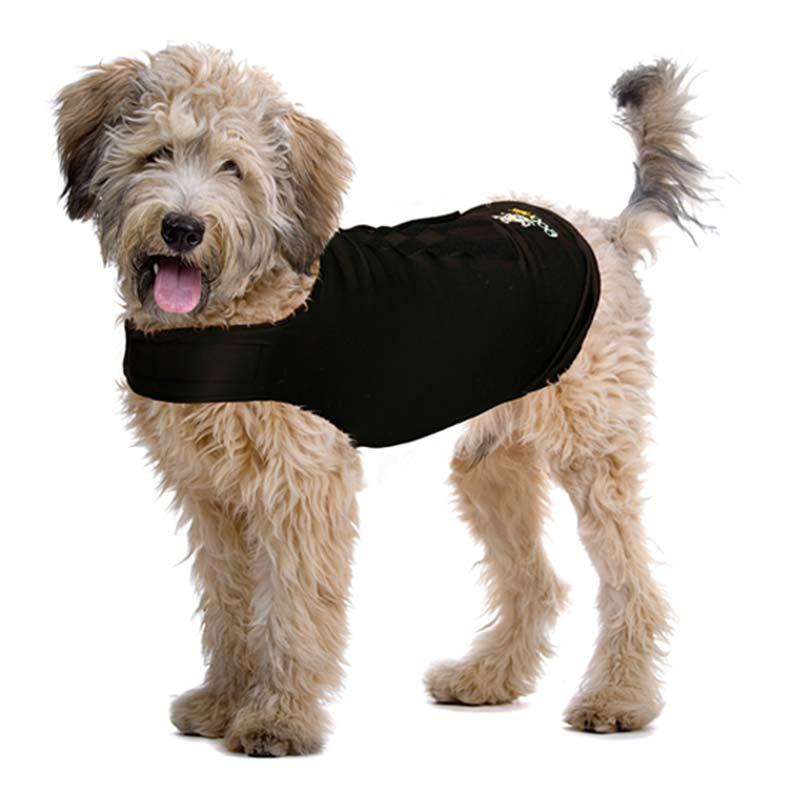 Contech Zendog Calming Compression Shirt Extra Large Black