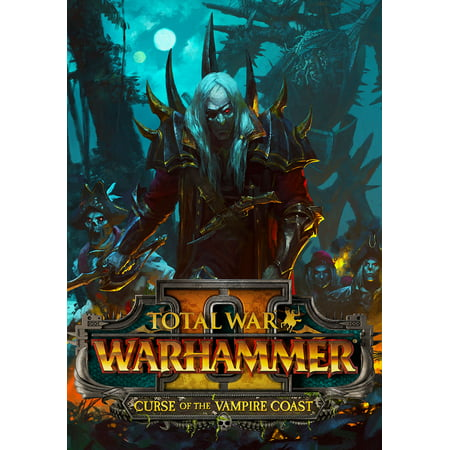 Total War: WARHAMMER II - Curse of the Vampire Coast, Sega, PC, [Digital Download],