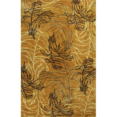 KAS Rugs Chanteuse Fields of Gold Rug