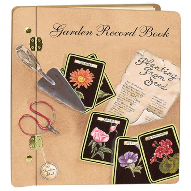 Lexington Studios 12-Album:12011 Garden Record Large Album by Lexington Studios