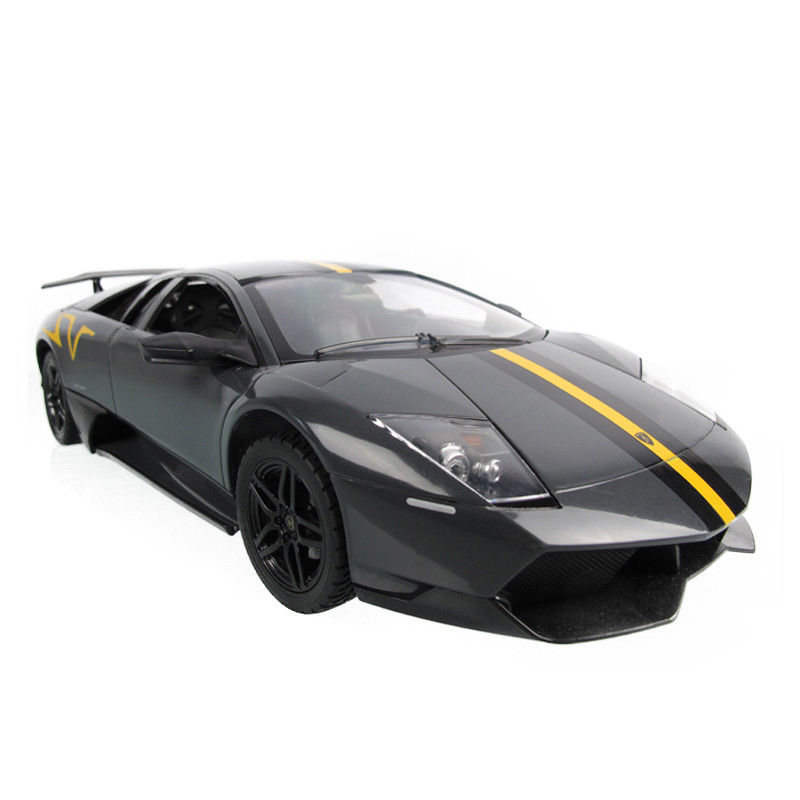 1:14 Rastar Gray Lamborghini Murcielago LP670-4 Radio Remote Control 2.4GHz RC Car Toy (Limited Edition)