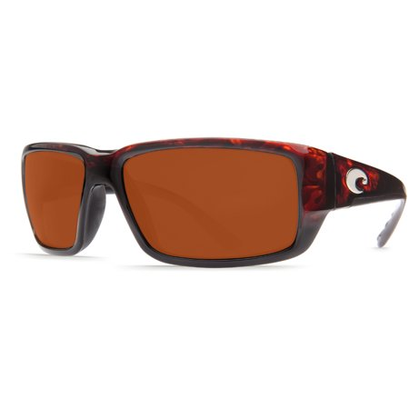 fdf72a05c1 ... UPC 097963538510 product image for Costa Del Mar Fantail TF 10GF  Tortoise Global Fit Sunglasses Copper